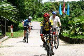 Krabi Bicycle Tour