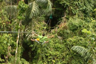 Krabi Tree top adventure Park
