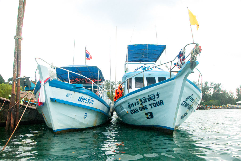Krabi Fishing in Andaman
