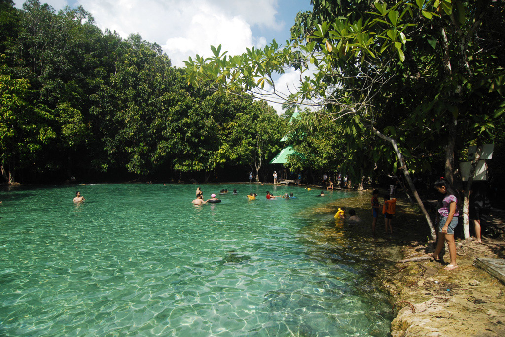 Krabi Emerald Pool